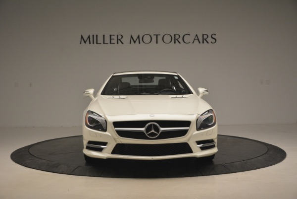 Used 2015 Mercedes Benz SL-Class SL 550 for sale Sold at Bentley Greenwich in Greenwich CT 06830 14