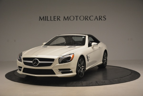 Used 2015 Mercedes Benz SL-Class SL 550 for sale Sold at Bentley Greenwich in Greenwich CT 06830 15