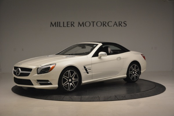 Used 2015 Mercedes Benz SL-Class SL 550 for sale Sold at Bentley Greenwich in Greenwich CT 06830 16