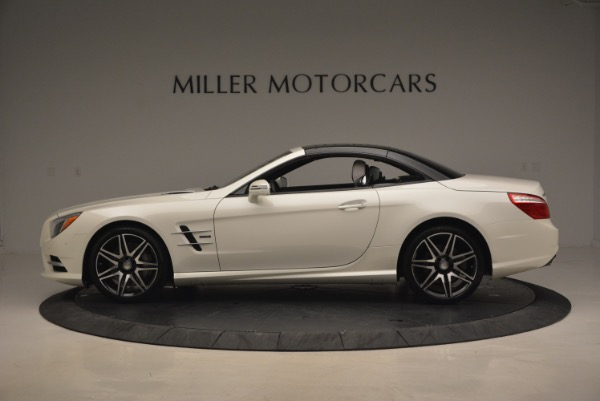 Used 2015 Mercedes Benz SL-Class SL 550 for sale Sold at Bentley Greenwich in Greenwich CT 06830 17