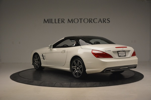 Used 2015 Mercedes Benz SL-Class SL 550 for sale Sold at Bentley Greenwich in Greenwich CT 06830 19