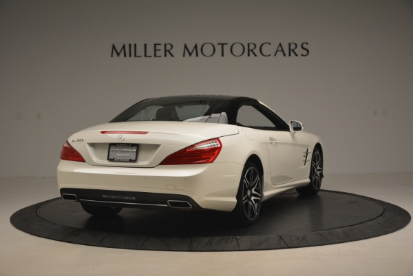 Used 2015 Mercedes Benz SL-Class SL 550 for sale Sold at Bentley Greenwich in Greenwich CT 06830 21