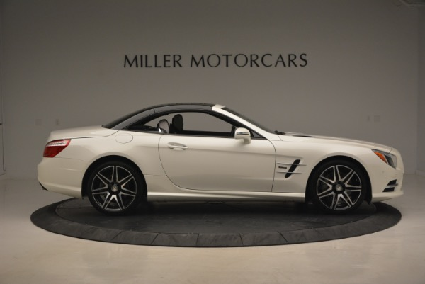 Used 2015 Mercedes Benz SL-Class SL 550 for sale Sold at Bentley Greenwich in Greenwich CT 06830 23