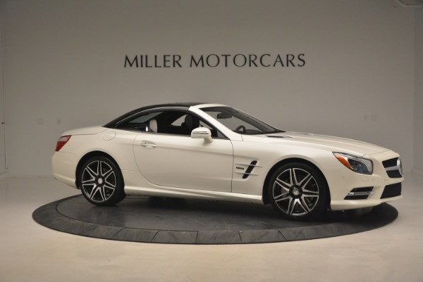 Used 2015 Mercedes Benz SL-Class SL 550 for sale Sold at Bentley Greenwich in Greenwich CT 06830 24
