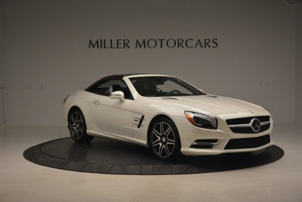 Used 2015 Mercedes Benz SL-Class SL 550 for sale Sold at Bentley Greenwich in Greenwich CT 06830 25