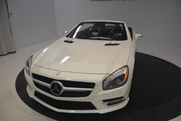 Used 2015 Mercedes Benz SL-Class SL 550 for sale Sold at Bentley Greenwich in Greenwich CT 06830 26