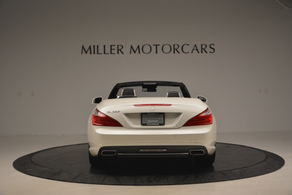 Used 2015 Mercedes Benz SL-Class SL 550 for sale Sold at Bentley Greenwich in Greenwich CT 06830 6