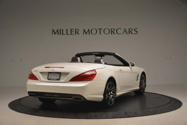 Used 2015 Mercedes Benz SL-Class SL 550 for sale Sold at Bentley Greenwich in Greenwich CT 06830 7