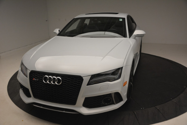 Used 2014 Audi RS 7 4.0T quattro Prestige for sale Sold at Bentley Greenwich in Greenwich CT 06830 13