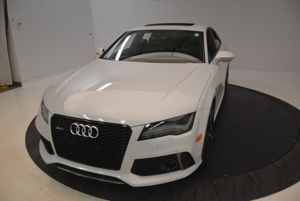 Used 2014 Audi RS 7 4.0T quattro Prestige for sale Sold at Bentley Greenwich in Greenwich CT 06830 15