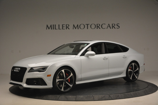 Used 2014 Audi RS 7 4.0T quattro Prestige for sale Sold at Bentley Greenwich in Greenwich CT 06830 2