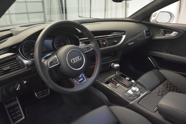 Used 2014 Audi RS 7 4.0T quattro Prestige for sale Sold at Bentley Greenwich in Greenwich CT 06830 24