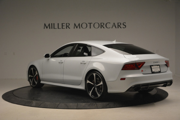 Used 2014 Audi RS 7 4.0T quattro Prestige for sale Sold at Bentley Greenwich in Greenwich CT 06830 5