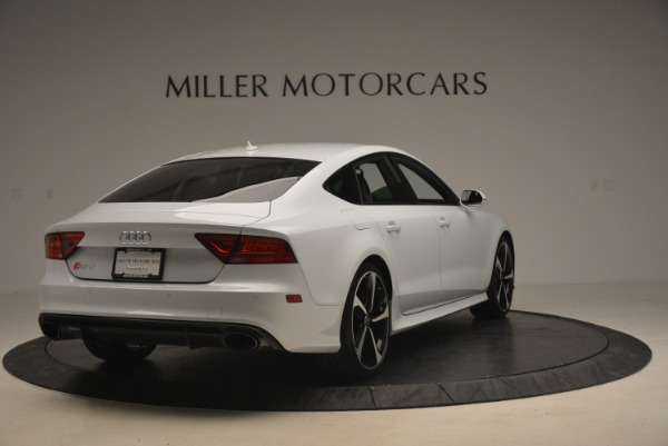 Used 2014 Audi RS 7 4.0T quattro Prestige for sale Sold at Bentley Greenwich in Greenwich CT 06830 7