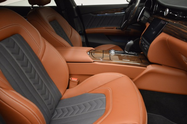 New 2017 Maserati Quattroporte S Q4 GranLusso for sale Sold at Bentley Greenwich in Greenwich CT 06830 17
