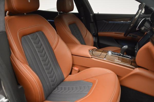 New 2017 Maserati Quattroporte S Q4 GranLusso for sale Sold at Bentley Greenwich in Greenwich CT 06830 18
