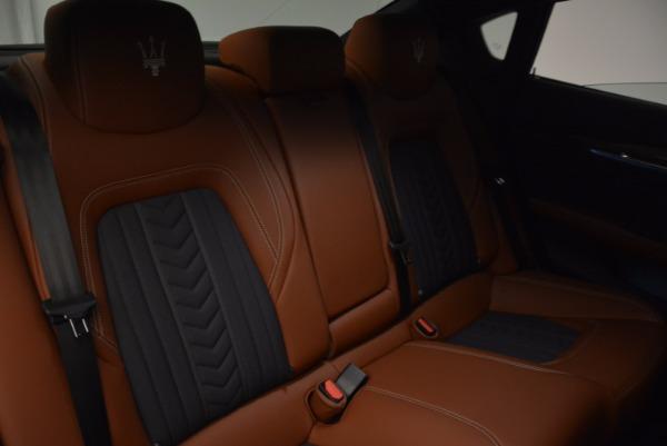 New 2017 Maserati Quattroporte S Q4 GranLusso for sale Sold at Bentley Greenwich in Greenwich CT 06830 21
