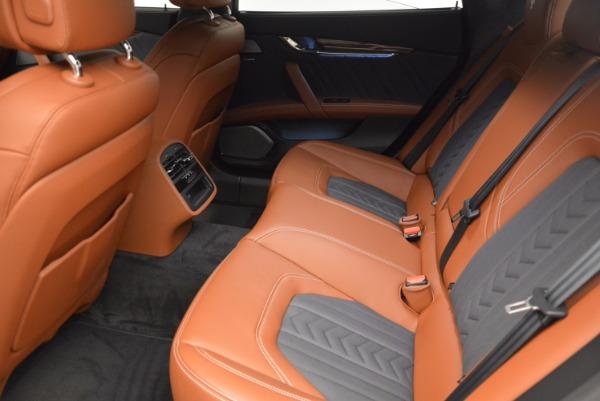 New 2017 Maserati Quattroporte S Q4 GranLusso for sale Sold at Bentley Greenwich in Greenwich CT 06830 28