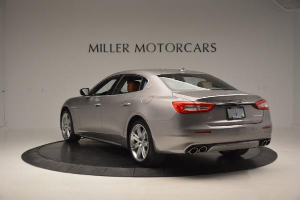 New 2017 Maserati Quattroporte S Q4 GranLusso for sale Sold at Bentley Greenwich in Greenwich CT 06830 5