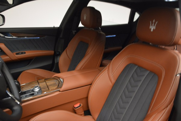 New 2017 Maserati Quattroporte S Q4 GranLusso for sale Sold at Bentley Greenwich in Greenwich CT 06830 17