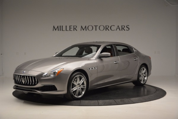 New 2017 Maserati Quattroporte S Q4 GranLusso for sale Sold at Bentley Greenwich in Greenwich CT 06830 2