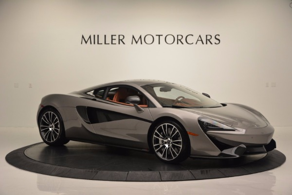 Used 2016 McLaren 570S for sale Sold at Bentley Greenwich in Greenwich CT 06830 10