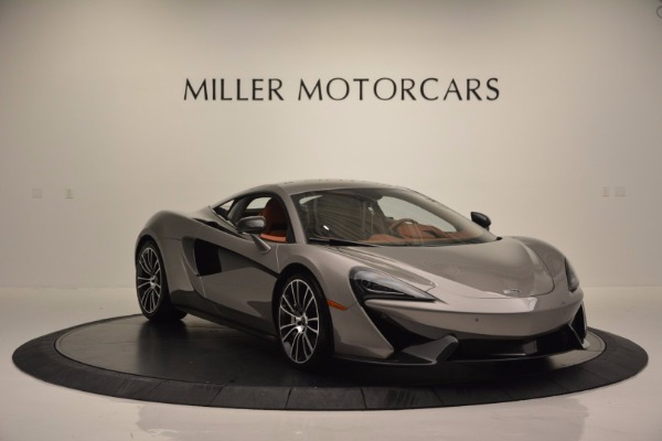 Used 2016 McLaren 570S for sale Sold at Bentley Greenwich in Greenwich CT 06830 11