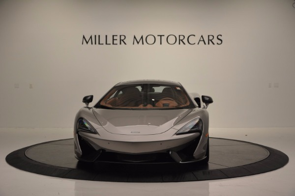 Used 2016 McLaren 570S for sale Sold at Bentley Greenwich in Greenwich CT 06830 12