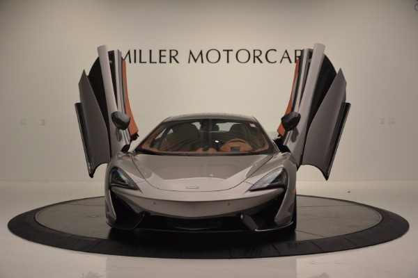 Used 2016 McLaren 570S for sale Sold at Bentley Greenwich in Greenwich CT 06830 13