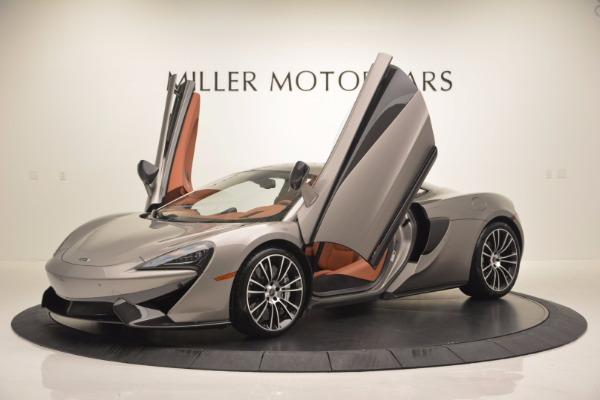 Used 2016 McLaren 570S for sale Sold at Bentley Greenwich in Greenwich CT 06830 14