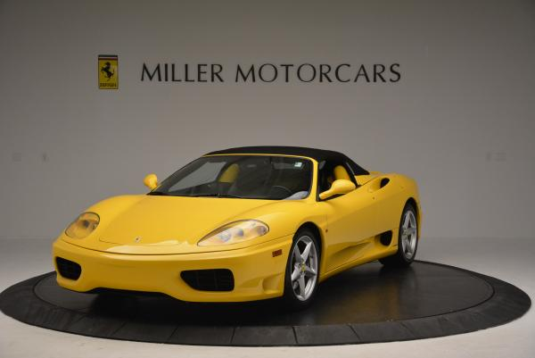 Used 2003 Ferrari 360 Spider 6-Speed Manual for sale Sold at Bentley Greenwich in Greenwich CT 06830 13