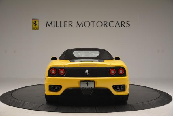 Used 2003 Ferrari 360 Spider 6-Speed Manual for sale Sold at Bentley Greenwich in Greenwich CT 06830 18