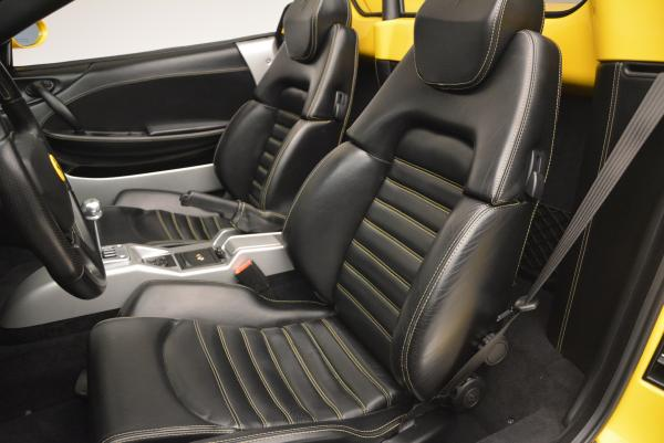Used 2003 Ferrari 360 Spider 6-Speed Manual for sale Sold at Bentley Greenwich in Greenwich CT 06830 27