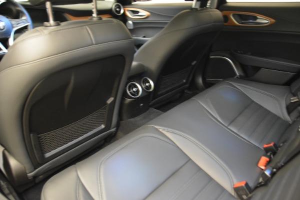 New 2017 Alfa Romeo Giulia Ti Lusso Q4 for sale Sold at Bentley Greenwich in Greenwich CT 06830 16