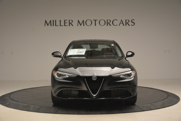 New 2017 Alfa Romeo Giulia Q4 for sale Sold at Bentley Greenwich in Greenwich CT 06830 13