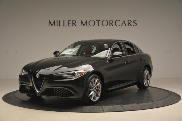 New 2017 Alfa Romeo Giulia Q4 for sale Sold at Bentley Greenwich in Greenwich CT 06830 1