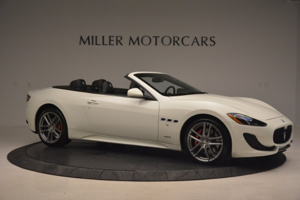 Used 2016 Maserati GranTurismo Sport for sale Sold at Bentley Greenwich in Greenwich CT 06830 11