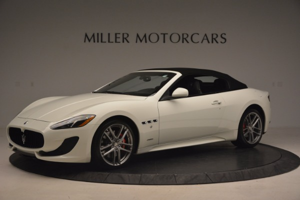Used 2016 Maserati GranTurismo Sport for sale Sold at Bentley Greenwich in Greenwich CT 06830 15