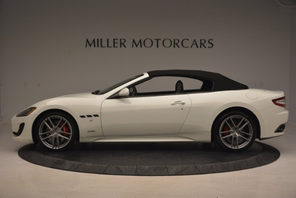 Used 2016 Maserati GranTurismo Sport for sale Sold at Bentley Greenwich in Greenwich CT 06830 16