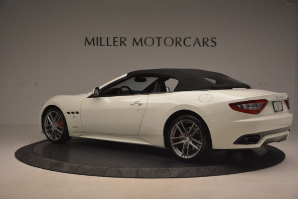 Used 2016 Maserati GranTurismo Sport for sale Sold at Bentley Greenwich in Greenwich CT 06830 17