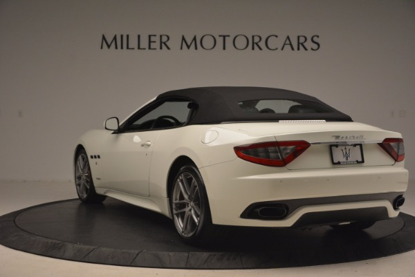 Used 2016 Maserati GranTurismo Sport for sale Sold at Bentley Greenwich in Greenwich CT 06830 18