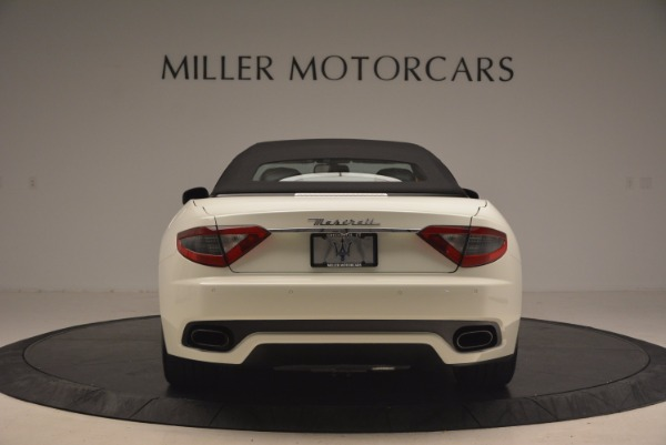 Used 2016 Maserati GranTurismo Sport for sale Sold at Bentley Greenwich in Greenwich CT 06830 19