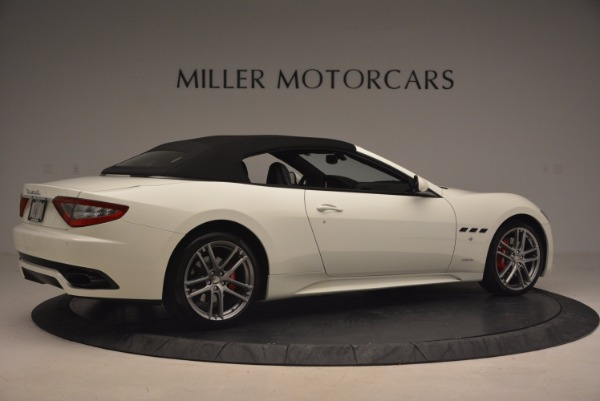 Used 2016 Maserati GranTurismo Sport for sale Sold at Bentley Greenwich in Greenwich CT 06830 21
