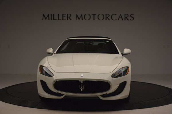 Used 2016 Maserati GranTurismo Sport for sale Sold at Bentley Greenwich in Greenwich CT 06830 25