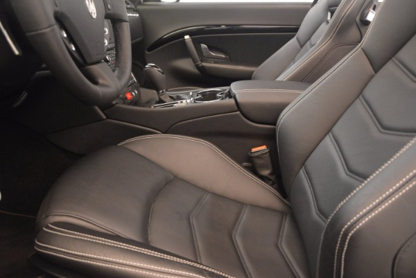 Used 2016 Maserati GranTurismo Sport for sale Sold at Bentley Greenwich in Greenwich CT 06830 27