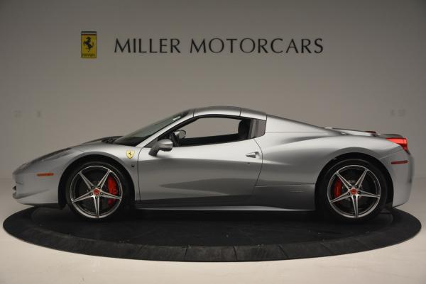 Used 2013 Ferrari 458 Spider for sale Sold at Bentley Greenwich in Greenwich CT 06830 15