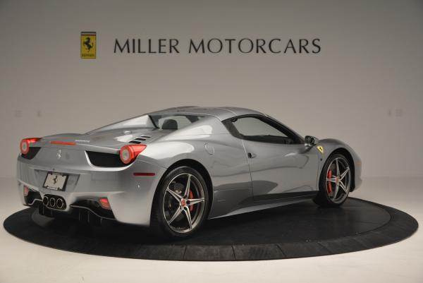 Used 2013 Ferrari 458 Spider for sale Sold at Bentley Greenwich in Greenwich CT 06830 20