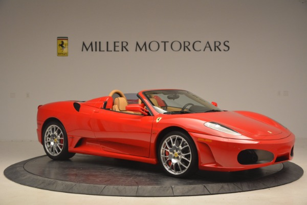 Used 2008 Ferrari F430 Spider for sale Sold at Bentley Greenwich in Greenwich CT 06830 10