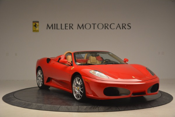 Used 2008 Ferrari F430 Spider for sale Sold at Bentley Greenwich in Greenwich CT 06830 11