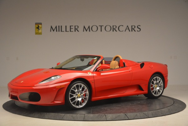 Used 2008 Ferrari F430 Spider for sale Sold at Bentley Greenwich in Greenwich CT 06830 2